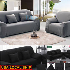 Sure Fit Sofa Covers Ebay by Sectional Slipcovers Ebay