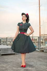 Rockabilly Girls And Vintage Style Pin Ups