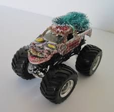 100 Monster Truck Hot Wheels ZOMBIE Christmas Ornament Etsy