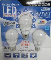feit electric 40 watt replacement bulbs omni directional led