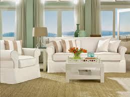 Sectional Sofa Slipcovers Walmart by Decorations Comfort White Loveseat Slipcover U2014 Iahrapd2016 Info