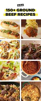 150 Easy Ground Beef Recipes