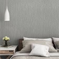 einfache reine farbe tapete moderne vlies klar garn nadelstreifen hintergrund schlafzimmer wand aufkleber wohnzimmer hotel wand papier