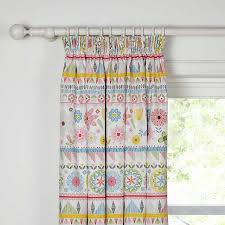 Lined Curtains John Lewis by Little Home At John Lewis Geo Pencil Pleat Blackout Lined