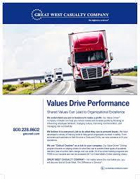 100 Great West Truck Insurance Program 2017