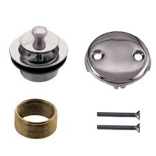 Bathtub Overflow Gasket Home Depot by Aquatic Waste And Overflow Kit For Freestanding Bath In Chrome