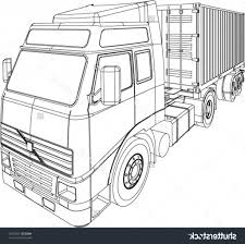 100 How To Draw A Truck Step By Step 3d Car Ing At Getingscom Free For Personal Use 3d Car