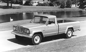 100 Truck Jeep Pickup History Go Beyond The Wrangler Pickup