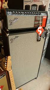 Fender Bassman Cabinet Plans by Fender Bassman Pro 300 Head And Fender Bassman 810 Neo Cab Reverb
