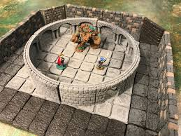 Dungeons And Dragons Tiles Sets by Raging Owlbear D U0026d In 3d Printing