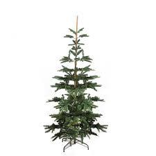 Artificial Christmas Tree Stand Walmart by 9 U0027 Layered Noble Fir Artificial Christmas Tree Unlit Walmart