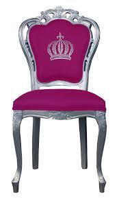 pompöös by casa padrino luxus barock esszimmerstuhl pink silber pompööser barock stuhl designed by harald glööckler