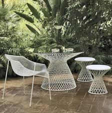 Trendy Idea Mid Century Outdoor Furniture Classy Modern Patio