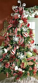 Candy Cane Christmas Tree Decorations Brilliant Ideas