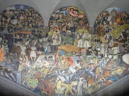 Diego Rivera Rockefeller Mural by Mexico Day 12th August 3rd 2010 Tamanahachiharu U0027s Blog