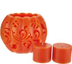 Green Bay Packers Pumpkin Carving Ideas by Homeworx By Harry Slatkin Candles U0026 Fragrances U2014 Qvc Com