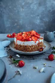 erdbeer creme törtchen erdbeerzeit hallo