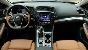 2018 Nissan Maxima Interior