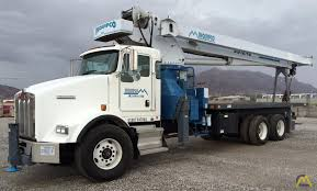 100 Rent Tow Truck 35t Manitex 35124C Boom Crane For Sale Or S