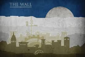 Fantasy Art Game Of Thrones A Song Ice And Fire The Wall