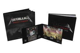 The Story Behind Cover Of Metallicas Black Album