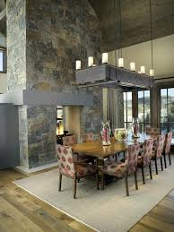 High Ceilings Chandeliers Chandelier For Sloped Ceiling Dining Room Contemporary With Wood Flooring Vaulted