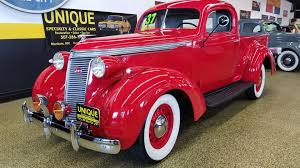 1937 Studebaker J5 Express Coupe Pickup For Sale #91912 | MCG