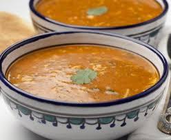 cuisine marocaine harira harira soupe algérienne recette de harira soupe algérienne