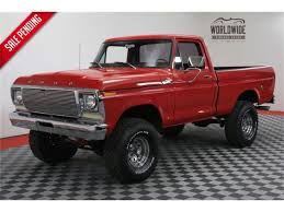 100 79 Ford Truck For Sale 19 F150 For ClassicCarscom CC1027846