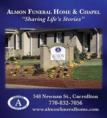 Christians In Business Almon Funeral Home and Chapel Details