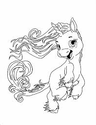 Image Of Barbie Unicorn Coloring Pages