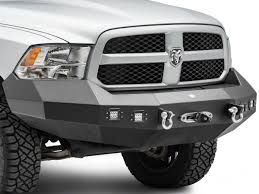 100 Ram Trucks 2013 DV8 OffRoad Recovery Front Bumper 1315 RAM 1500 Excluding Rebel