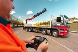 Hire Crane Trucks – Brisbane | Team Transport And LogisticsTeam ...