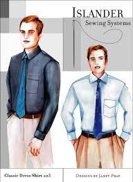 men u0027s classic dress shirt islander sewing