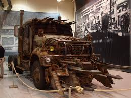 Mack Trucks Museum - Allentown, PA | Truck Was Used In Iraq … | Flickr