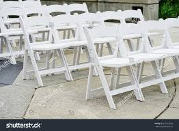 Rows Empty White Folding Chairs Set | Objects, Stock Image White Chair Juves Party Events Wooden Folding Chairs Event Fniture And Celebration Stock Amazoncom 5 Commercial White Plastic Folding Chairs Details About 5pack Wedding Event Quality Stackable Chair Can Look Elegant For My Boda Hercules Series 880 Lb Capacity Heavy Duty With Builtin Gaing Bracke Mayline 2200fc Pack Of 8 Banquet Seat Premium Foldaway Utility Sliverylake Foldable Steel Rows Image Photo Free Trial Bigstock