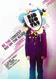 Biblioteq Poster Design By Jaan Jaak