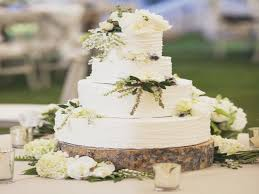 Whimsical Wooden Cake Stands For Nature Inspired Weddings