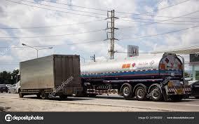 100 Truck Photography Chiangmai Thailand September 2018 Private Isuzu Cargo Photo