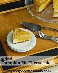 Smitten Kitchen Pumpkin Marble Cheesecake by Marbled Pumpkin Pie U2014 Recipes Hubs