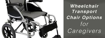 Transport Chair Or Wheelchair by Wheelchair Transport Chair Options For Caregivers