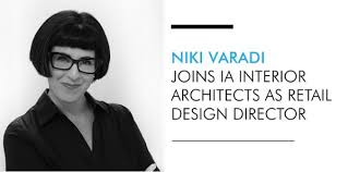 Niki Varadi Joins IA Interior Architects