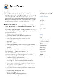 Registered Nurse Resume Sample & Writing Guide | +12 Samples ... Registered Nurse Resume Objective Statement Examples Resume Sample Hudsonhsme Rn Clinical Director Sample Writing Guide 12 Samples Nursing Templates Of Bad 30 Written By Cvicu Intensive Care Unit For Nurses Attheendofslavery 10 Gistered Nurse Examples Australia Mla Format Monstercom