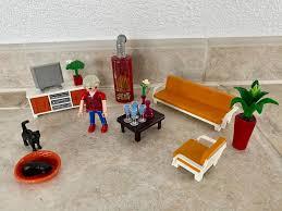playmobil einrichtung 5332 wohnzimmer kaufen auf ricardo