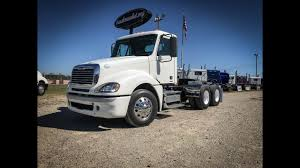 100 Day Cab Trucks For Sale 2009 FREIGHTLINER COLUMBIA TANDEM AXLE DAYCAB FOR SALE