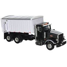 TOMY BigFarm 1:32 Peterbilt Model 367 Straight Truck W/Grain Box ...