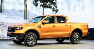 100 Truck Pricing Ford Prices The New Ranger Above The Chevrolet Colorado GMC Canyon