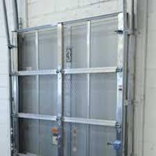 Expanded Metal Security Door