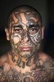 Tattoos Rank Gang Tattoo Meanings And Pictures