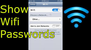 How to find Saved WiFi Password on iPhone Gotorion